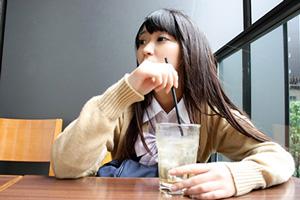 【中出しハメ撮り】SNSで知り合った女子高生をSMホテルで調教