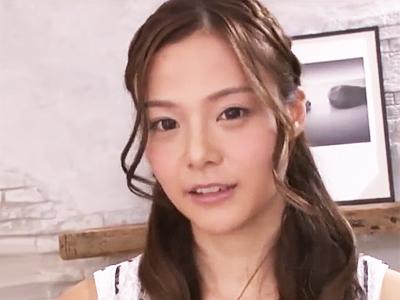 笑顔が尊すぎる関西弁グラドル美少女の可愛いお顔がザーメンで汚れるw