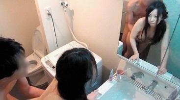 「恥ずかしぃ…」24歳素人が美巨乳揺らしながらハメられてる一部始...