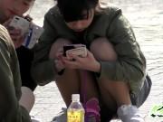 【HD盗撮動画】イイやつです!某テーマパーク夢の国にパンチラ提供する若いネズミちゃんが大量発生www