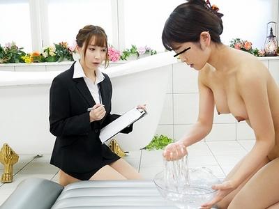 宣伝広報部だった奇跡のJカップ女子社員が…まさかのAVデビュー!