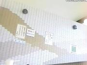 【盗撮動画】即削除!リアル女子風呂映像!日焼け跡残るピチピチボディの素人全裸ギャルwww
