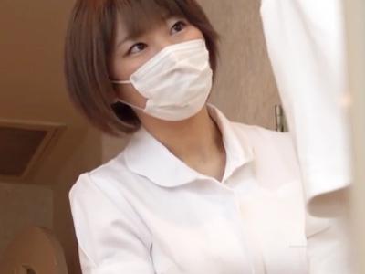 美女で巨乳なの歯科衛生士がいると噂の歯医に行ってナンパした結果w