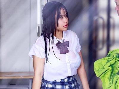 「先生、二人だけの秘密だよ?」台風で帰宅困難になった生徒と教師が一線を越えて乱れハメ狂う!