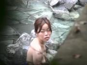 【HD盗撮動画】旅館従業員の女子風呂覗き映像!素人お姉ちゃん姉妹の丸出し全裸www