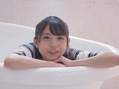 アイドル顔負けの天然美少女「ぁ…逝きます♡」こんな子がハードファックでヨガりイキ