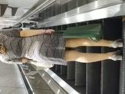 【HD盗撮動画】イイやつです!リクスーOLやイケギャルにエスカレーターで捲りパンチラ!!