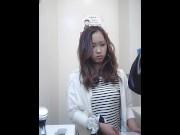 【HD盗撮動画】イイやつです!女子トイレ隠し撮り!生理中ギャルや外人さんもご来場!!