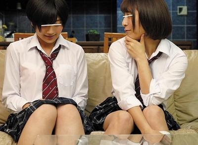 学校では「お姉様」とみんなに慕われるスーパーJKは…毎日弟チンポの奴隷にされてますw
