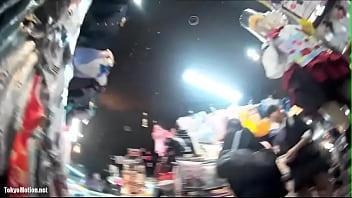 【盗撮動画】素人投稿パンチラ!買い物やデート中の放課後JK美少女のパンティ隠し撮り!